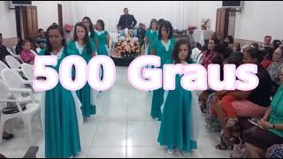 Coreografia 500 Graus (Cassiane)