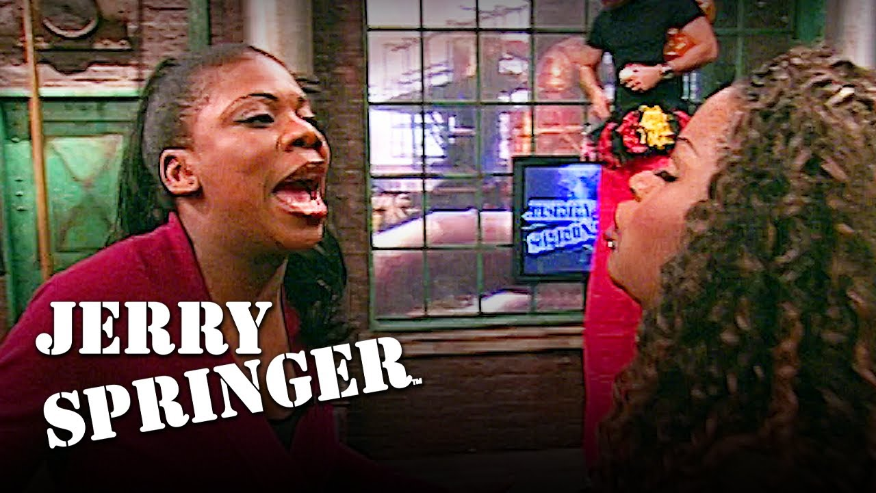 It's Just A Lesbian Phase | Jerry Springer