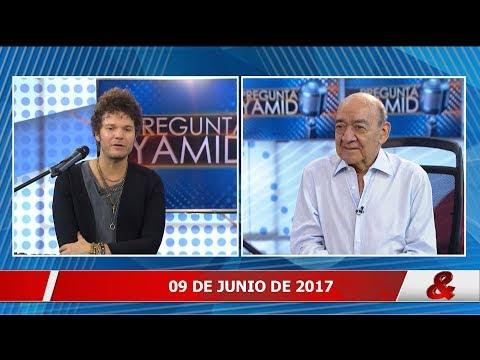 Pregunta Yamid: Andrés Cabas, Cantante colombiano Parte II