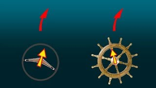 How to Steer a Bİg Sailing Ship
