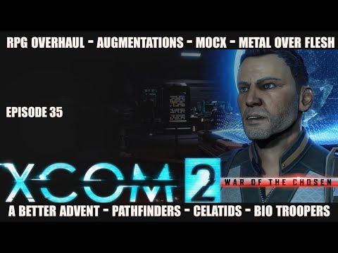 XCOM 2 Modded Legend 35 - How Much Health?