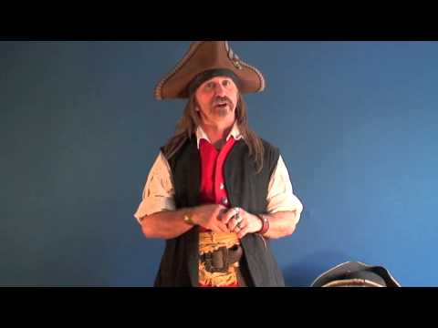 Captain Jack's Pirate Hats: hat treatments