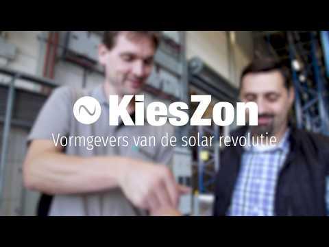 KiesZon | Vormgevers van de solar revolutie
