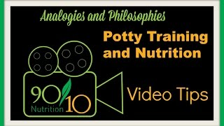Potty Training is like Nutrition?