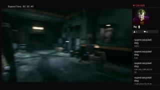 Batman Arkham Knight taking on killer croc as Nolan Batman