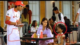 Allu Arjun And Genelia Super Funny Comedy Scene | Super Hit Movie Scenes| Theater Movies