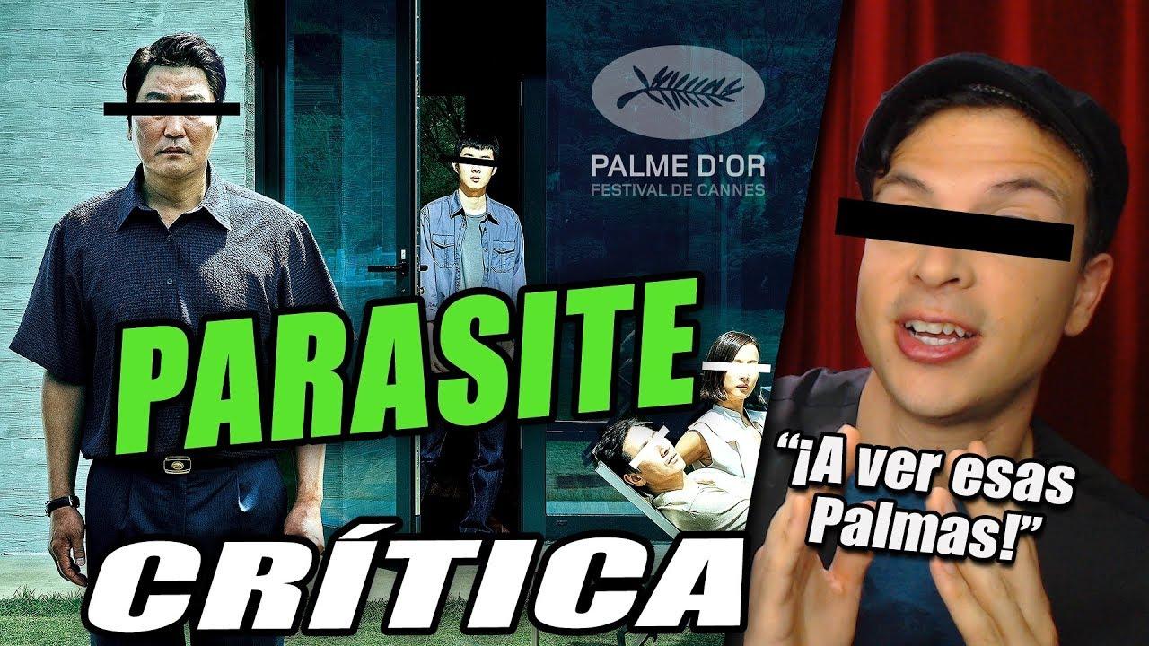 parásitos cine las palmas