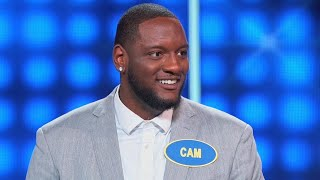 You ain't CUTE? Get THIS | Celebrity Family Feud