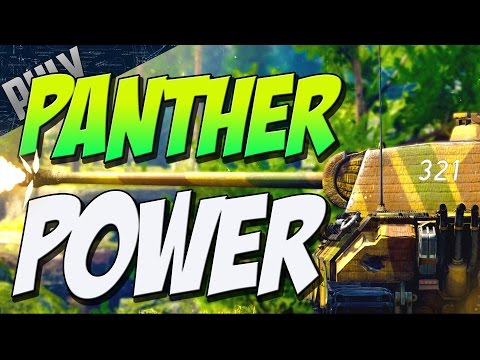 PANTHER POWER (War Thunder Tanks Gameplay)