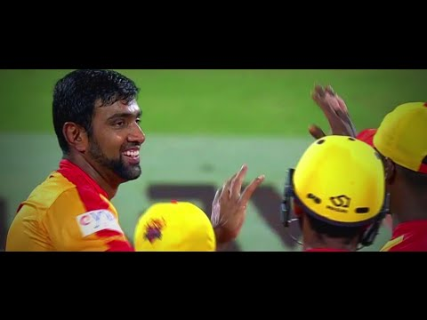 TNPL Semi-final - Dindigul Dragons vs Tuti Patriots