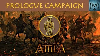 Total War: Attila - Visigoths Prologue Campaign