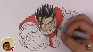 Watching tolg art. How does he draw this!