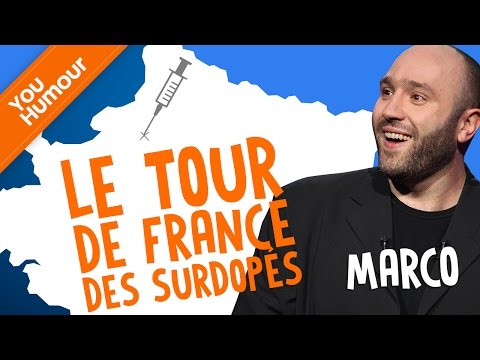 MARCO - Le Tour de France des superdopés !