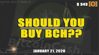⚡Bitcoin Cash BCH Best Altcoin of 2020??⚡ Free Crypto Live Stream | BTC USD TA News Today