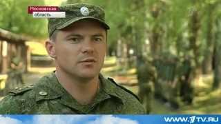 Первый призыв в спортивные роты начался в Российской армии