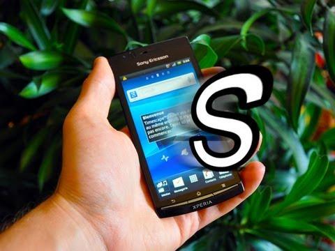 Test du Sony Ericsson Xperia Arc S - par Test-Mobile.fr
