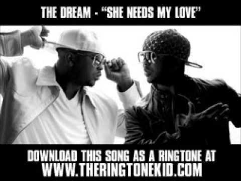 The Dream - She Needs My Love [ New Video + Lyrics + Download ]