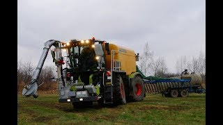 ▶ Claas Xerion 3800 Saddle Trac ║ Cabview ║ Zunhammer Aufbau ║ Agriculture Germanyy ◀