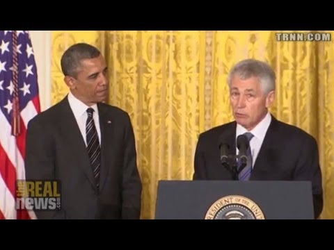 Wilkerson: Why Hagel is a Good Choice