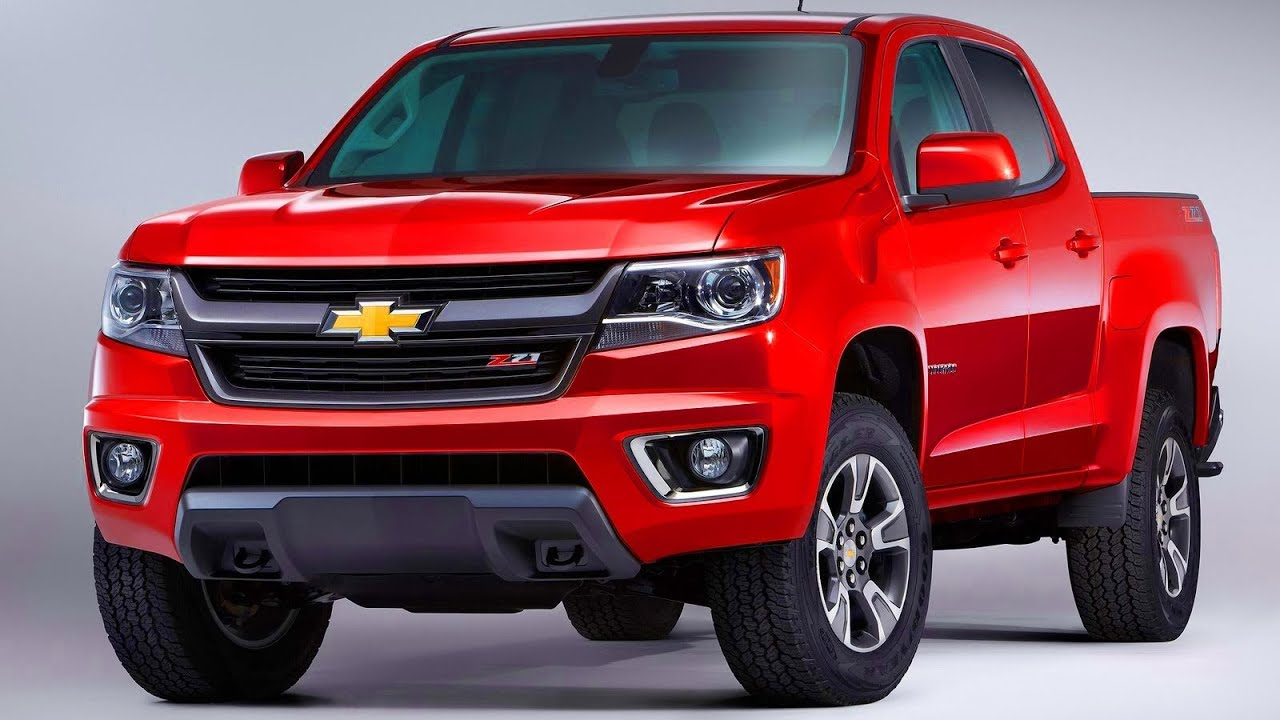 All Chevy 2015 chevrolet s10 : REVELADO Novo Chevrolet Colorado 2015 193 cv-302 cv - YouTube