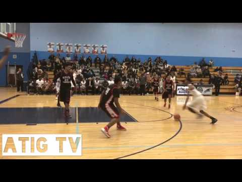Hyde Park Academy vs Hales Franciscan High School Game Highlights | Shot By ATIGtv