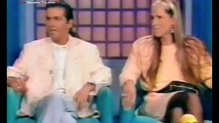 Русская озвучка: Интервью Томаса Андерса и Норы в Южной Африке (1989)