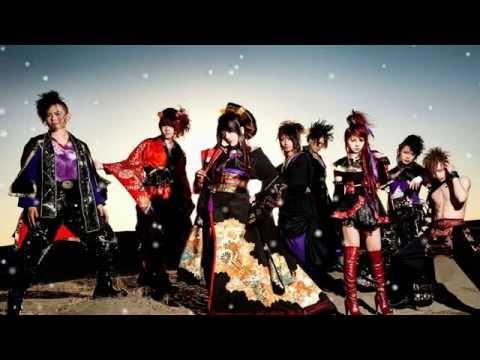 和楽器バンド  Wagakki band  虹色蝶々Nijiiro Chouchou   (日/羅馬字幕)