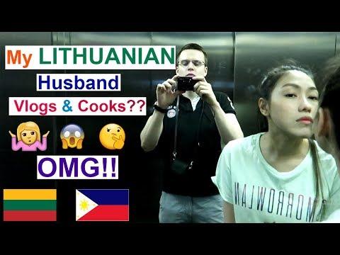 "Life In Lithuania ""Happy 5K SUBSCRIBERS"" |Daily Vlog (PinayVlog) |it'srofa"
