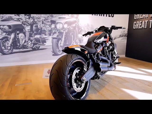Harley-Davidson / FXDR Stage4 (prépa. HD Nantes)