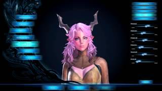 Metalrus - TERA Online, Ру.ОБТ (RU), Создание персонажа. Цирк уродов. Стартовая локация. [18+]