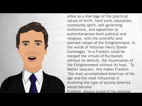 Benjamin Franklin - Wiki Videos