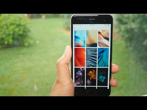 15 New iOS 9 beta 5 Wallpapers! Download here