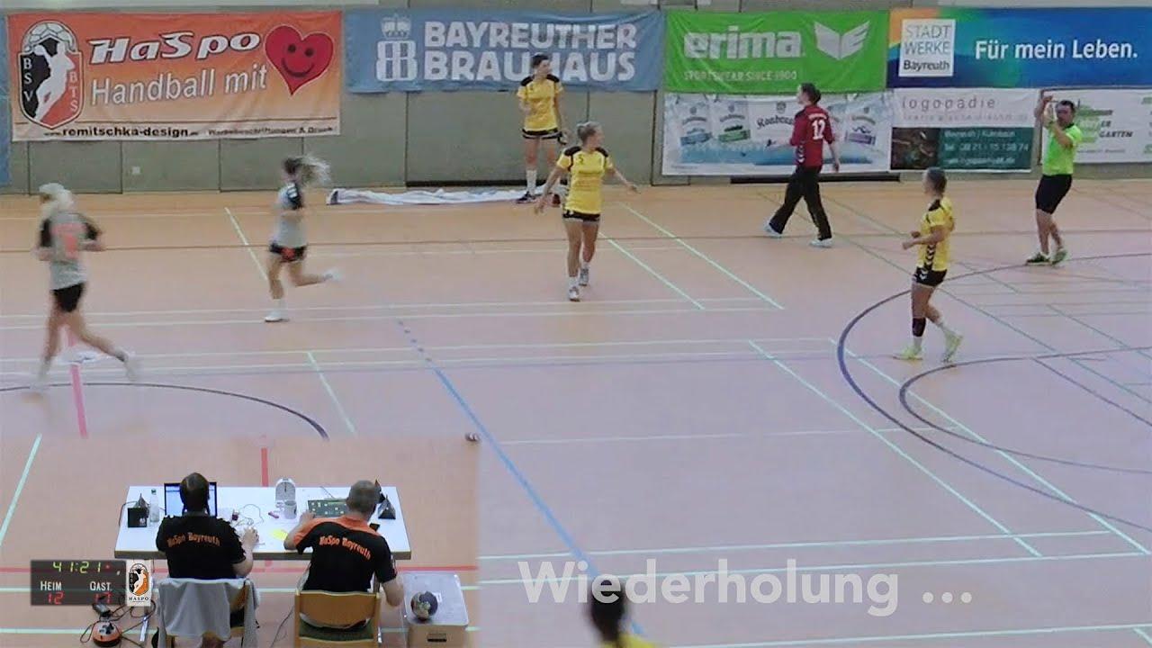 Handballregeln Dhb