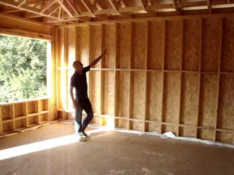House Framing in Toronto & GTA, Rough Carpentry, Framers ... - YouTube