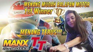 Menang Main Balapan Motor Superbike MANX TT Timezone!! Menang Terus!! 1st Winner (Full No Cut Video)