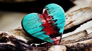 как сделать сердце из дерева
