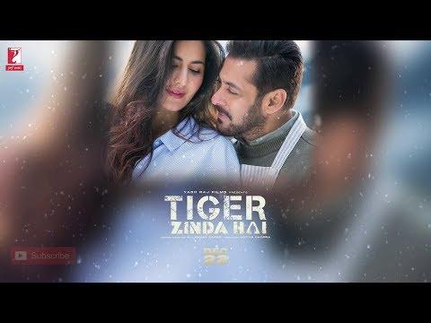 Dil Diyan Gallan Lyrical Song || Tiger Zinda Hai