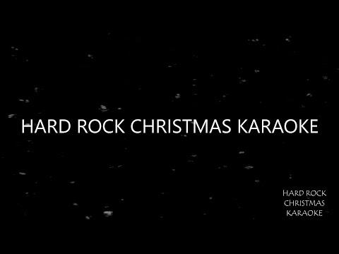 Hard Rock Christmas Karaoke - Deck the Halls