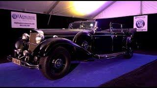 Автомобиль Гитлера выставят на аукцион в США