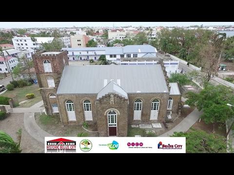 St. John's Cathedral, Belize Oral History