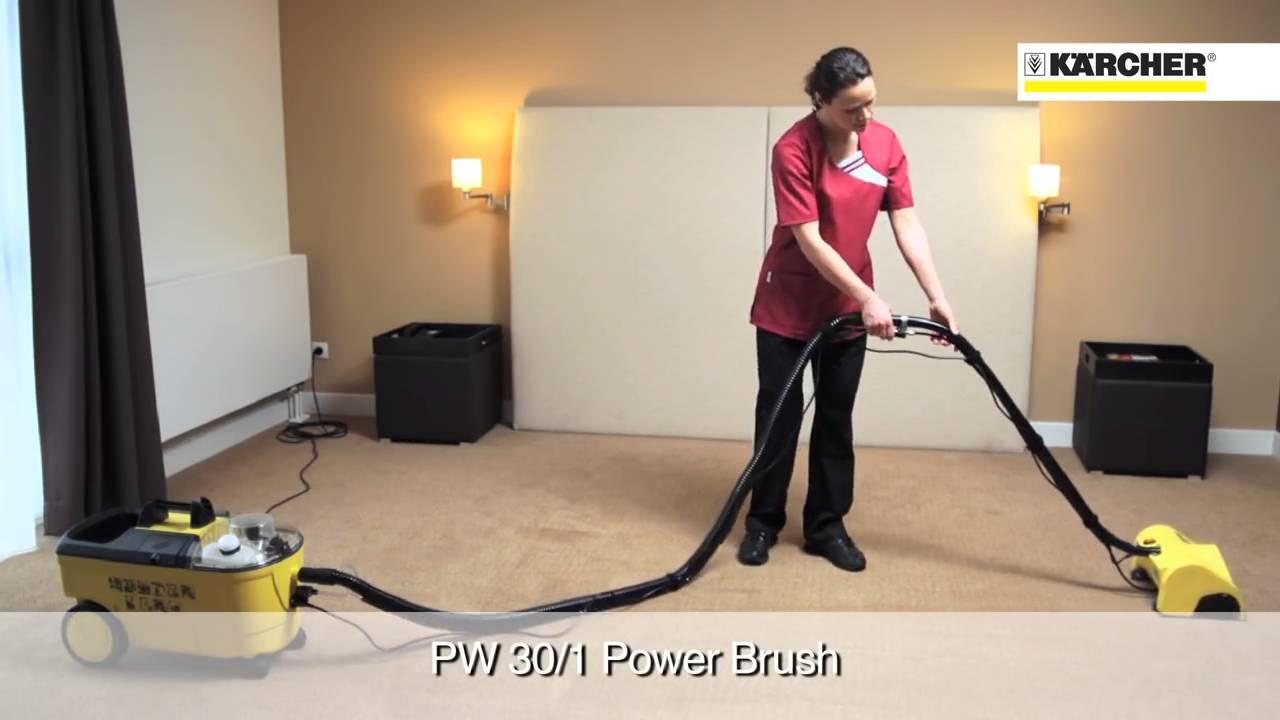 Stoomreiniger Voor Tapijt : Kärcher tapijt reinigings machines youtube