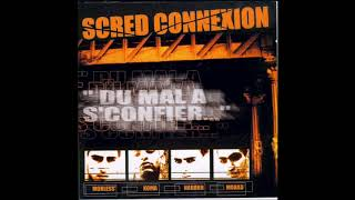 Scred Connexion - Du Mal A S'Confier - 2001 (ALBUM)
