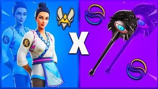 10 COMBO OF SKINS ULTRA TRYHARD on FORTNITE!! #2