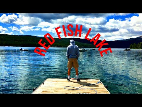 Redfish Lake Idaho