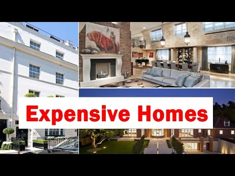 Most Expensive Homes In London | Top Most Houses | Most Popular Expensive Homes