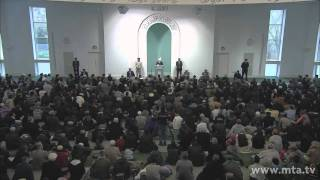 Malayalam Friday Sermon 23rd December 2011 - Islam Ahmadiyya
