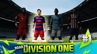 Video FIFA 16 (Ultimate Team) | Road To Division One | #1 | The Journey Begins! download MP3, 3GP, MP4, WEBM, AVI, FLV Desember 2017
