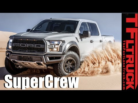 2017 Ford F 150 Raptor Supercrew Everything You Ever Wanted To Know