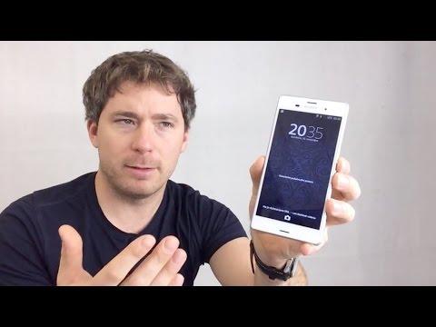 Sony Xperia Z3 (recenzia)