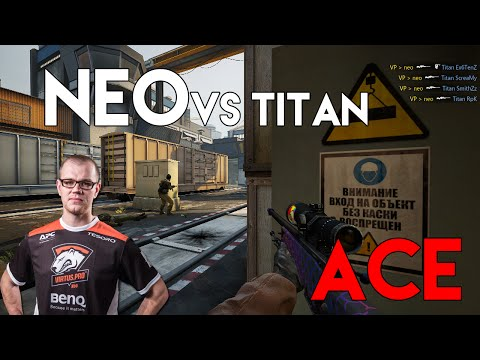 NEO vs. Titan - ACE @ ESL ESEA Pro League Season 2